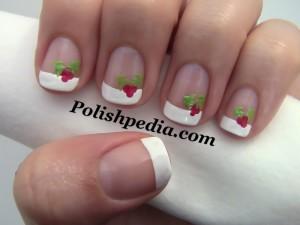 christmas nail art 13