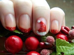 christmas nail art 15