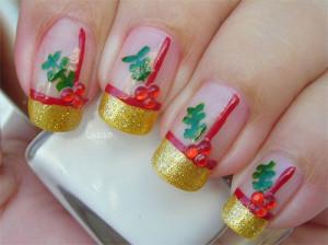 christmas nail art 17