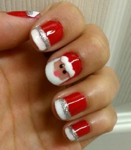 christmas nail art 19