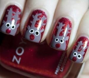 christmas nail art 20